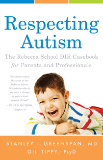 "The Old Cover for ""Respecting Autism"""