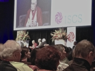 The Dalai Lama Speaks at the Conference